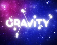 graphic style for soul-band Gravity