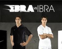Nike Football - Ibra VS Ibra