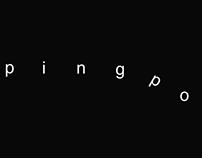 Ping Pong Play