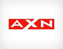 Salvá la Navidad con AXN - Landing Responsive (game)