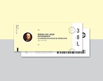 Opera Royale de Liège — Identity & Concept
