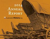 LancasterHistory.Org 2014 Annual Report