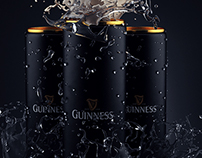 GUINNESS - Little can