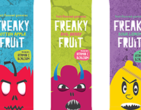 Freaky Fruit Gummy Snacks