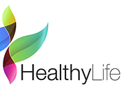 Healthy Life Supplements Design