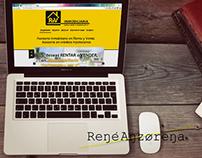 RV Inmobiliaria - Diseño Web
