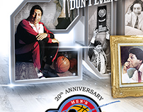 2014 Jimmy V Classic Program Cover