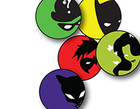 Pictogrammes: Batman