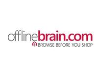 offline brain - logo revamp