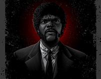 Tarantino Tintype Series: Winnfield, J