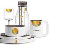 Branding: Hotel Godin