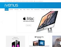 iVenus-Apple Premium Reseller Website