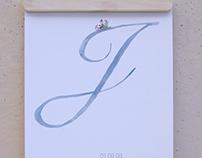 12 Month Calendar Design