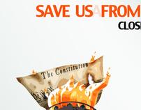 Close Guantanamo. poster