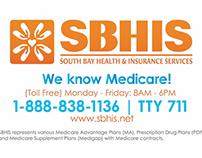 SBHIS/INSURUS OEP 2014 Commercial