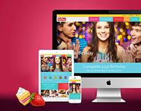 Rafhan Website