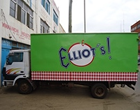 Elliots Bread New Re-Branding