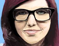 Ana's Portrait