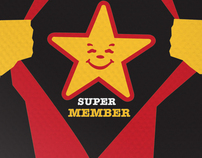 Carl's Jr. - Membership