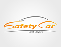 Car care products Logo concept