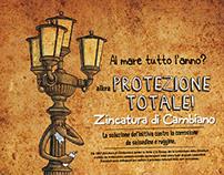 Ad - ZINCATURA DI CAMBIANO