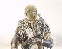 NEBULA SOLDIER