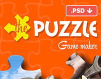 The Puzzle Game Maker (PS Action)