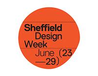Sheffield Design Week Responsive Website