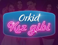 Orkid #KızGibi Karaoke