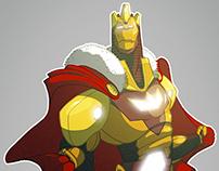 Imperius Stark (Ironman redesign)
