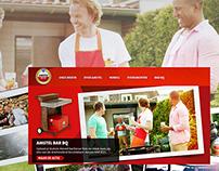 Amstel Bar BQ: bar & barbecue in 1