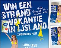 Win een Strandvakantie in IJsland
