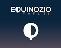 Equinozio Eventi Identity