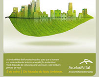 ArcelorMittal BioFlorestas - Campanhas
