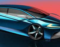 Lexus CF Coupe