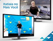 Cozinhas Itatiaia - Merchandising Globo e Peças