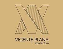 Logo Vicente Plana Arquitectura