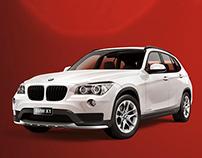 Promoção BMW - X1