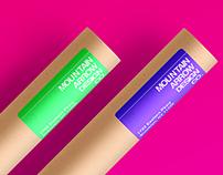 Mountain Arrow Design Co. Branding: Mailing