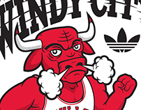 Chicago Bulls - Windy City Strut