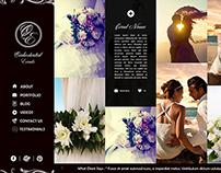 Wedding - Web Design