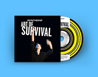 Art of Survival CD Packaging