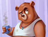 Scott the Bear