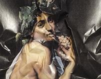 Caravaggio as a cubist