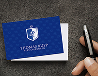Re-Design Concept - Versicherungsbüro Rupp