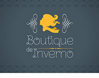 Winter Boutique Branding