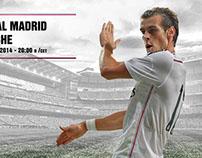 Real Madrid - HOME / Liga BBVA / Football