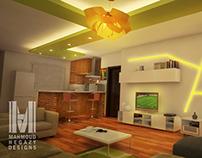 Living Room feat. Mini Bar