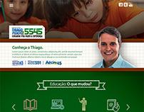 Website Thiago Peixoto