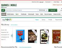 MyNook.com Content Library
